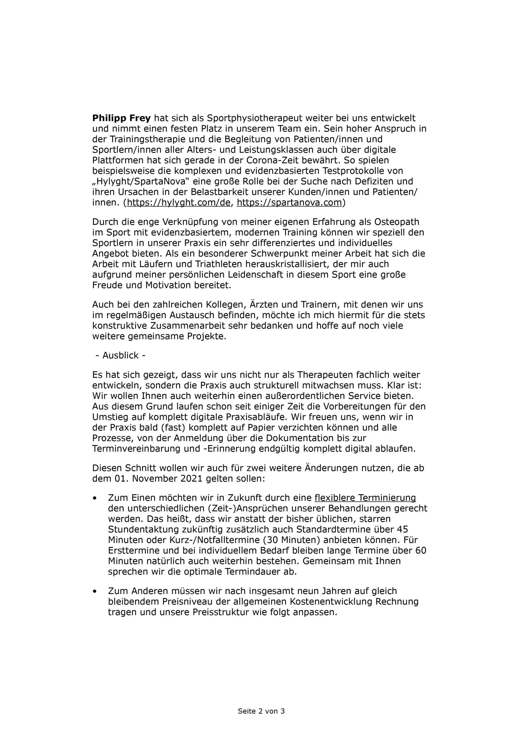 Rückblick - Ausblick - AGB 2021 2/3